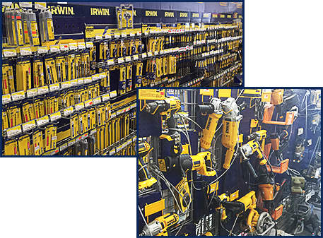 Power Tools and Drill Bits